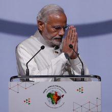 Indijos kariuomenė sėkmingai išbandė sistemą palydovams numušti