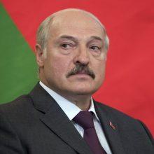 A. Lukašenka: ieškome alternatyvos rusiškai naftai ne dėl spaudimo derybose su Maskva