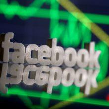 """""""Facebook"""" uždarė šimtus paskyrų iš Irano"""