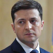 Ukrainos vadovas žada griežtą atsaką po dviejų karių žūties