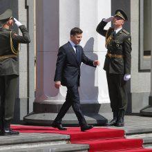 Paaiškėjo, kada vyks pirmalaikiai rinkimai Ukrainoje