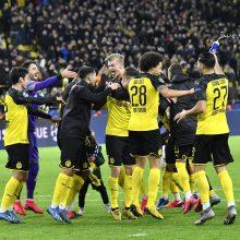 """Čempionų lygoje – """"Atletico"""" ir """"Borussia"""" pergalės"""