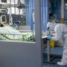 Ispanijoje – antras koronaviruso atvejis, Britanija evakavo dar 200 europiečių