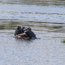 Skaudi nelaimė Telšių rajone: upelyje rastas nuskendęs žmogus