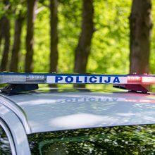 Dėl nelegalių lenktynių uostamiestyje vairuotojų laukia baudos