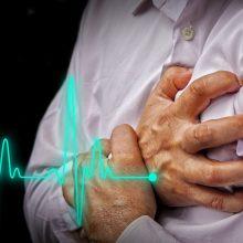 Keturi žingsniai širdžiai, kurie padės gyventi ilgiau