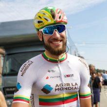 Penktąją vietą Europos žaidynėse iškovojęs G. Bagdonas: po finišo net pykino