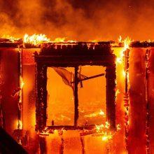 Skaudi nelaimė JAV: gaisras pražudė šešis žmones, keturi jų – vaikai