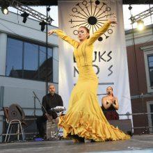 Klaipėdoje – festivalis, pristatantis UNESCO saugomas tradicijas <span style=color:red;>(programa)</span>