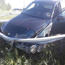 Ignalinos rajone sulaikyti du sunkiai apgirtę vairuotojai