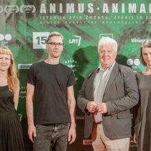 """Filmo """"Animus Animalis"""" premjeroje – kviestinė publika: atvyko ir R. Meilutytė"""