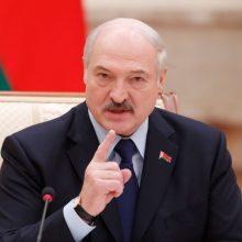 A. Lukašenka palaiko Ukrainos prezidento siūlymą dėl naujų derybų
