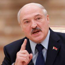 """A. Lukašenka: """"atskiro"""" interneto idėja – nesąmonė"""