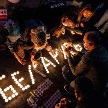 Lietuva siūlo gydymą sužeistiems Baltarusijos protestuotojams