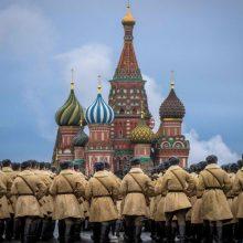 Nutekėjo Rusijos užsienio žvalgybos duomenys?