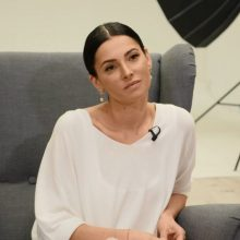 A. Jagelavičiūtė vos tramdė ašaras: nėra didesnės dovanos nei gyvenimas