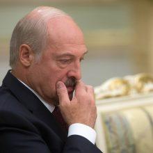 A. Lukašenka pasiruošęs pokyčiams: galvojate, man patinka ta mirties bausmė?