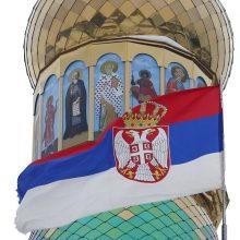 Neįprastas pagerbimo būdas: V. Putinui pastatyta bažnyčia