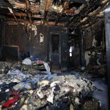 Tragedija JAV: per gaisrą žuvo motina ir šeši jos vaikai