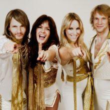 Naujųjų metų sutikimas Vilniuje su geriausiomis ABBA dainomis