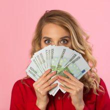 50 tūkst. eurų laimėjimo receptas – meilė momentinei loterijai
