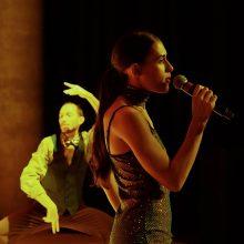 """Neeiliniame """"Auros"""" šokio vakare – meilė, džiazas ir netikėtumai"""
