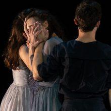 """""""Eglė žalčių karalienė"""": šokio spektakliu mėgausis """"Mezzo"""" žiūrovai"""