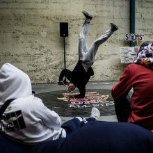 Vieni pajėgiausių Lietuvos breiko šokėjų ruošiasi kovai