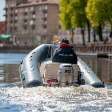 Klaipėdos pareigūnai pataria, kaip saugiai elgtis prie vandens telkinių