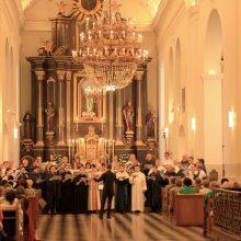 Grigališkojo choralo savaitė Marijampolėje sutelks giesmininkus