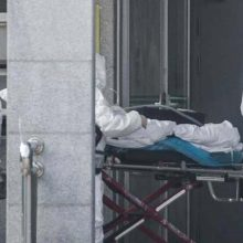 Prancūzijoje patvirtinti pirmieji užsikrėtimo nauju koronavirusu atvejai Europoje