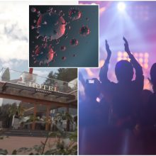 "Nauji COVID-19 atvejai: viruso epicentre – ""PravalFestas"", ""Esperanza Resort"""
