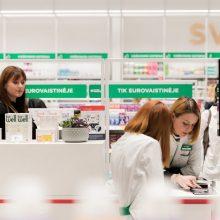 """""""Eurovaistinė"""" pristato naujoves: sprendimas palengvins žmonių apsipirkimą"""