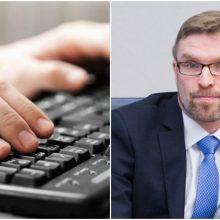 L. Kukuraitis įspėjo: ateityje Lietuvoje nebeliks penktadalio dabartinių darbų
