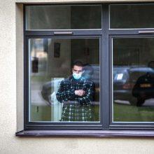 Dėl COVID-19 protrūkio Respublikinėje Klaipėdos ligoninėje pradėtos riboti paslaugos