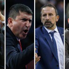 """Užsieniečio trenerio beieškant: 10 specialistų, galinčių atkreipti """"Žalgirio"""" dėmesį"""