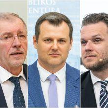 Partijų rinkiminėse sąskaitose – jau daugiau nei milijonas eurų