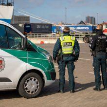 Konfliktas kelte: per grumtynes su keleiviu sužalotas darbuotojas