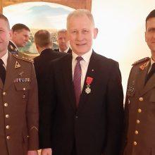 Prancūzai pagerbė lietuvių generolą A. Pocių