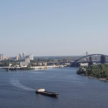 Ukraina puoselėja planus upių arterija sujungti Juodąją ir Baltijos jūras