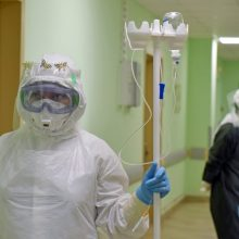 Koronavirusas Lietuvoje: įvardijo, kokiomis gretutinėmis ligomis sirgo mirusieji