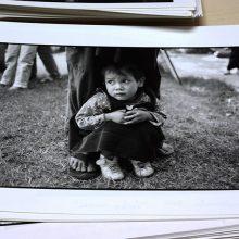 Fotomenininkas iš JAV bibliotekai Klaipėdoje atsiuntė savo archyvą