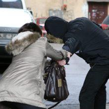 Klaipėdietėms nesaugu gatvėse net dieną: vėl siautėja pagyvenusių moterų skriaudikas
