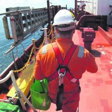 Išimtis jūrininkams liko, o prioriteto – nėra