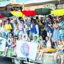 Jaunimo sostinės renginiai įgauna pagreitį