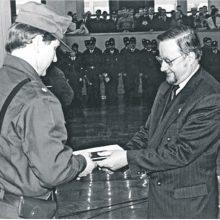 Nepriklausomybės sargyboje: sugrįžimas po 30 metų