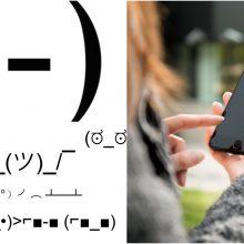 """Minint """"emoticonų"""" gimtadienį: kas bendro tarp jų, A. Linkolno ir """"emoji""""?"""