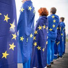 ES lyderiai nerimauja dėl populistų grėsmės Europos Parlamento rinkimams