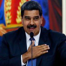N. Maduro: Venesuela pasiruošusi priimti humanitarinę pagalbą