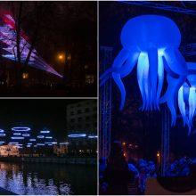 Klaipėdoje prasideda šeštasis šviesų festivalis